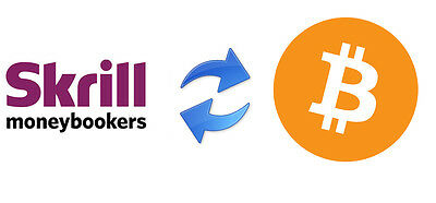 0.5 BTC, Skrill to Bitcoin Exchange - INSTANT direct to your wallet