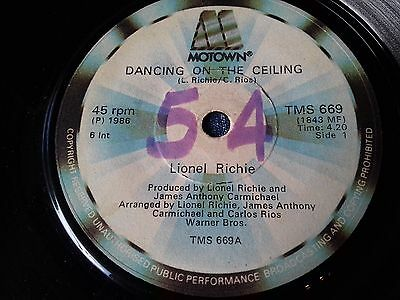 Lionel Richie , Rare Zimbabwe Press , Dancing On The , Commodores Supremes Gaye