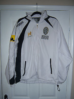 Defunct Players A C Siena Football Track suit jacket