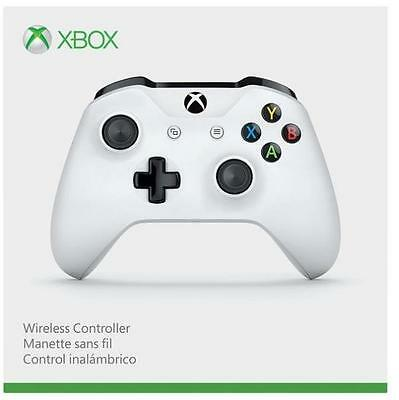 Xbox One Wireless Controller with 3.5mm Jack White Grade A- Retail Boxed 12