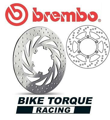 Fast Pro Stainless Steel Rear 240mm Brake Disc Rotor For Suzuki DR650 1996-2014 XF650 Freewind 1997-2003