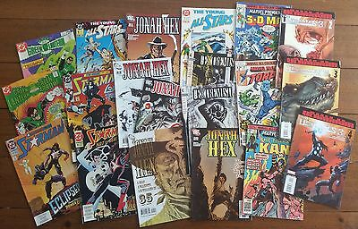20 Comics For £15 ** P&p Free ** What You See Is What You Get ** Job Lot D
