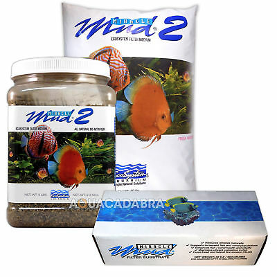EcoSystems Miracle Mud FRESHWATER Substrate Filter Media Refugium Aquarium Tank
