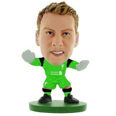 Official Licensed Football Club Liverpool SoccerStarz Simon Mignolet Home New