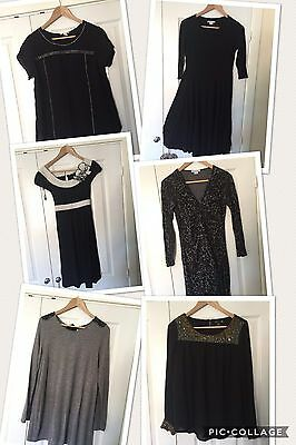 Great Maternity Bundle - 12 H&M M&P New Look Topshop 12 Items Work/Dresses/Party