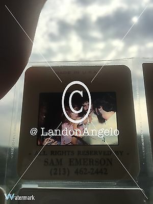 Stevie Nicks Unseen Sam Emerson Slide/negative If Anyone Falls