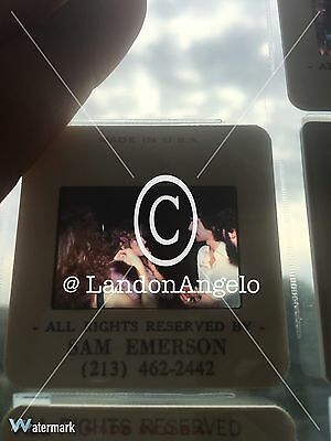 Stevie Nicks Unseen Sam Emerson Slide/negative