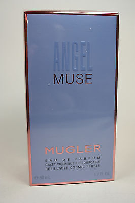 Thierry Mugler Angel Muse Damen Eau de Parfum 50 ml EDP Neu