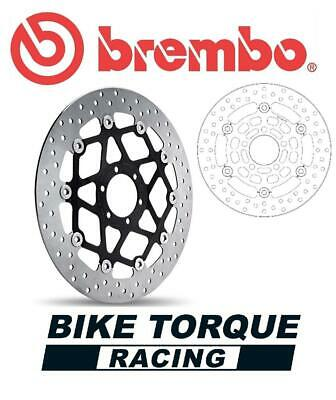 Kymco 125 Downtown I 2015> Brembo Upgrade Front Brake Disc
