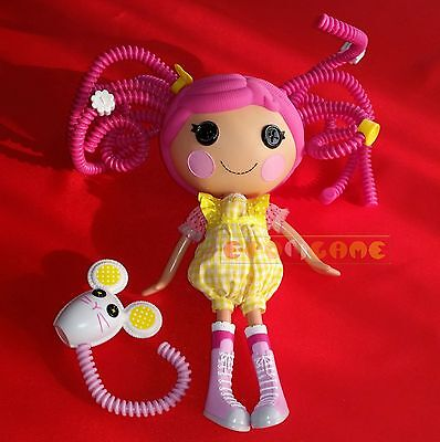 LALALOOPSY SILLY HAIR CRUMBS SUGAR COOKIE - MGA 2010 - 30 cm. - USATA EI