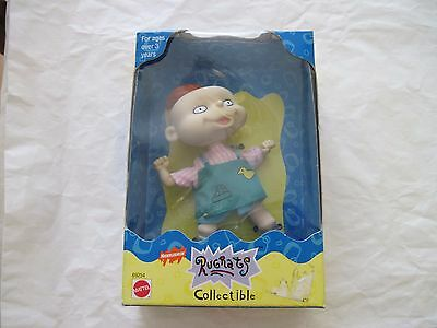 "Nickelodeon Rugrats ""Angelica"" Doll/Figurine 1997 Mattel Collectible 4 1/2"""