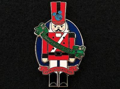 Disney Vacation Club DVC Trading Pin Christmas Toy Soldier *Artist Proof* 98924