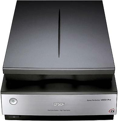 Epson Perfection V850 Pro Scanner - Colour Image Scanner Grade A- Retail Boxed 6