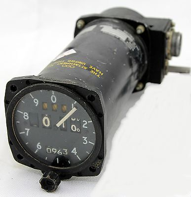 Servo altimeter Mk 22 for RAF Gnat aircraft (GC10)