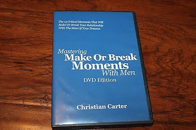(Mastering Make or Break Moments with Men DVD  Edition)