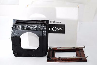 "Ebony Bellows  for Ebony SV45 w/ Roll Holder Adapter ""Excellent++ in Box"" #0565"