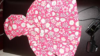 baby girls floral jacket by george 3-6 months