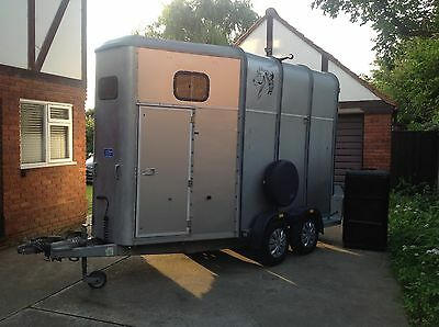 2007 Ifor Williams HB510 Classic Horse Trailer