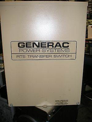 Generac Automatic 100 Amp Transfer Switch