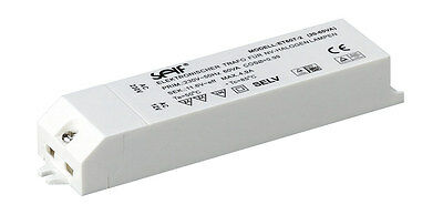20-60VA / Dimmable Electronic Transformer for Low Voltage Halogen Lamps