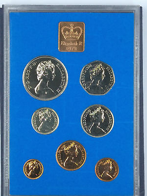 Coinage of Great Britain & Northern Ireland 1972 Proof
