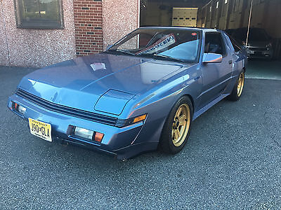 1987 Chrysler CONQUEST  1987 CHRYSLER CONQUEST