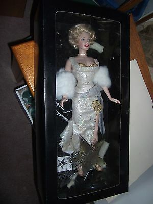 "Franklin Mint Marilyn Monroe ""Portrait Millennium"" Doll"