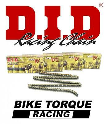 Suzuki GSX750F W-K6 98-06 DID 530 Pitch 116 Link Recommended Chain
