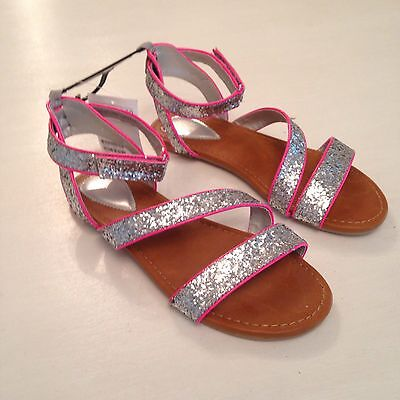 Girls New Sandals From H&M Size 5