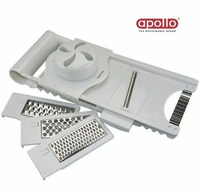 Multi Grater Vegetables Salad Slicer Cutter Chopper Set
