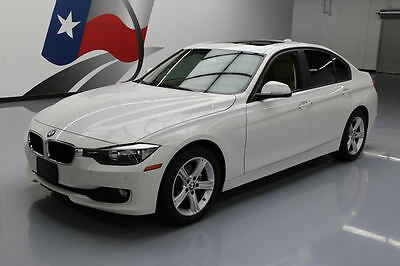 2014 BMW 3-Series Base Sedan 4-Door 2014 BMW 328D DIESEL SEDAN HTD SEATS SUNROOF NAV 44K MI #154846 Texas Direct