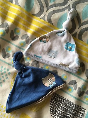 Boots Miniclub - Set of 2 Baby Hats