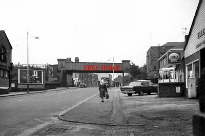 Photo  1970 Wardleworth Bridge Rochdale Lancashire From The East This Was The Ra