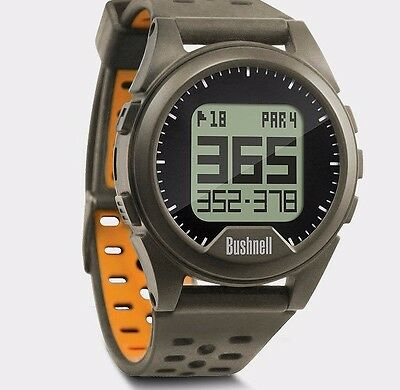 New 2016 Bushnell neo iON GPS Watch, Charcoal, 368651