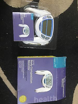 Hand Held Body Composition Monitor