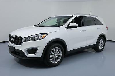 2016 Kia Sorento  2016 KIA SORENTO LX CRUISE CTRL BLUETOOTH REAR CAM 5K #181294 Texas Direct Auto