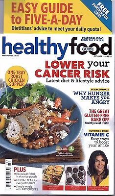 Healthy Food Guide Magazine - Issue 64 - October 2016