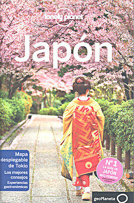 Japón Lonely planet ed. 2016