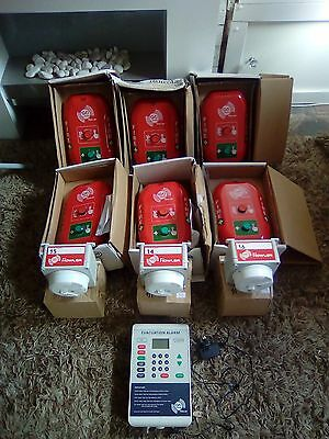 NEW Howler Go Link Wireless Site Fire Alarm Hit it And Run Kit.