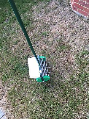 Heavy duty Manual Lawn Aerator