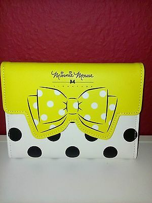 Disney Minnie Maus Signature limitiertes Notizbuch - Minnie Mouse notebook - neu