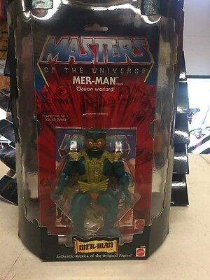 Masters Of The Universe Commemorative Series Limit Edition Mer-Man Action Figure