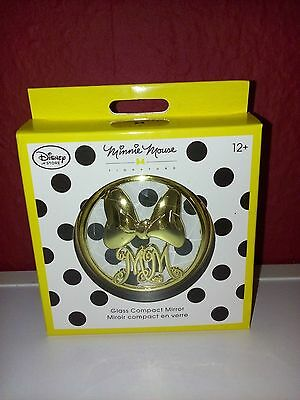 Disney Minnie Maus Signature limitierter Taschenspiegel - limited pocket mirror