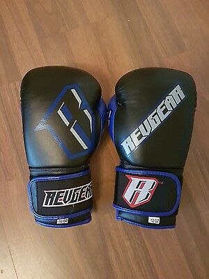 Revgear S3 Boxing Gloves 12oz