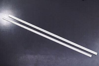 "8884.0 Altech TM1 Top Marking Extrusion 19.7"" Long 0.472"" Wide White NOS"