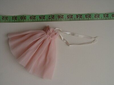 Vintage lingerie / pink dress for Betsy McCall