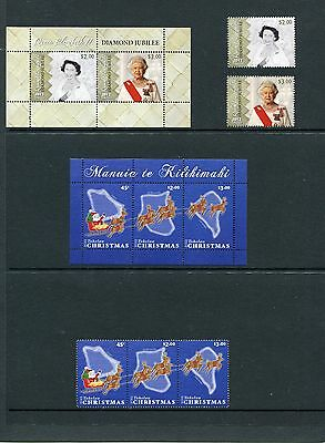 Tokelau 2012 Complete Mint Year Set Scott 395-403 404-05 405a 406-09 410-12 - NH