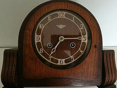 Chiming mantel clock for spares or repair