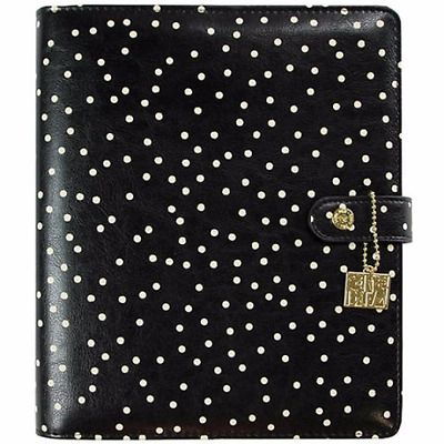 NEW RELEASE Carpe Diem Simple Stories A5 Black Speckle Planner