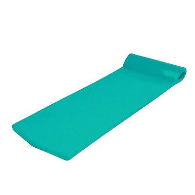 New! Deluxe Foam Cushion Unsinkable Oversized Pool Float - Cushion Water Raft A